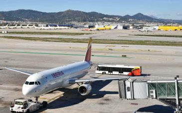 barcelona airport to city centre
