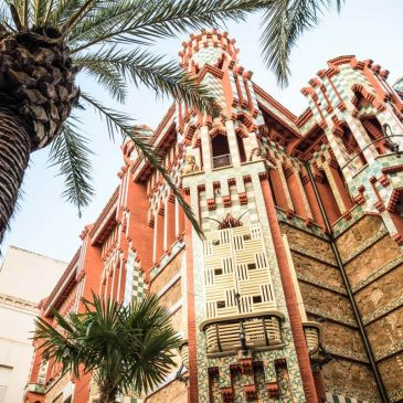 The Casa Vicens of Barcelona