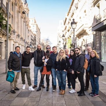 English Gothic Tour - Barcelona Hacks